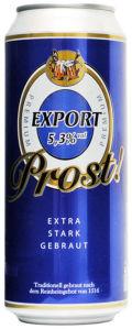 Prost! Export