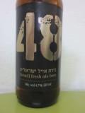48 Beerat Ale Yisra�elit - Amber Ale