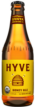 Uinta Hyve Honey Ale
