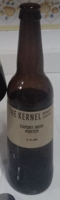 The Kernel Export India Porter Columbus