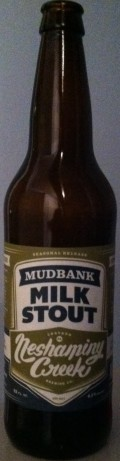 Neshaminy Creek Mudbank Milk Stout