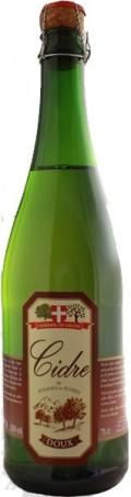 Cidrerie de Savoie Cidre de Pommes & Poires Doux