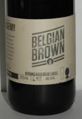 Beer Academy Belgian Brown