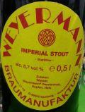 Weyermann Imperial Stout