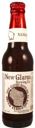 New Glarus Thumbprint Series Saison