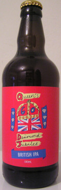 Red Hill Diamond Jubilee British IPA