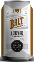 Union Craft Balt Altbier