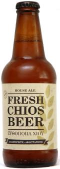 Fresh Chios Beer / Fréskia Mpýra Chíou (House Ale)