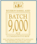 Bells Bourbon Barrel Batch 9000 Ale