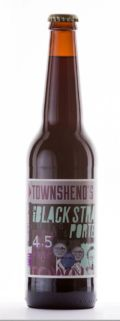 Townshend HM's Black Strap Brewer's Reserve