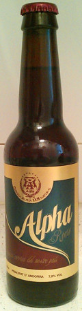 Alpha Roure (Especial Lager)