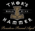 Central City Thor's Hammer Barley Wine - Bourbon Barrel Aged