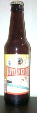 Flying Bison Buffalo Kolsch 716