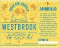Westbrook Single Hop: Amarillo