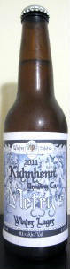 Kuhnhenn Metry�s Winter Lager - Heller Bock