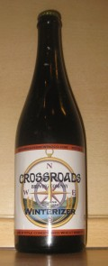 Crossroads Winterizer - English Strong Ale