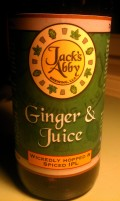 Jack's Abby Ginger & Juice