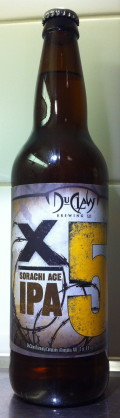 DuClaw X-5 (Sorachi Ace IPA)  - India Pale Ale (IPA)