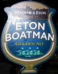 Windsor & Eton Boatman
