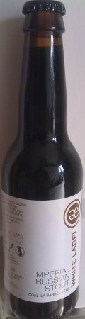 Emelisse White Label Imperial Russian Stout (Caol Ila BA)