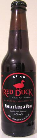 Red Duck Limited Release �Smells Like A Pony� Buckwheat Braggot