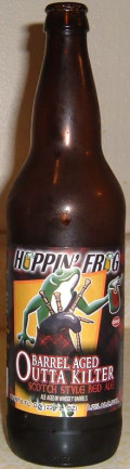 Hoppin� Frog Barrel Aged Outta Kilter