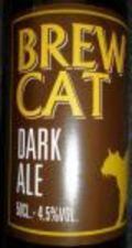 Brew Cat Dark Ale - Brown Ale
