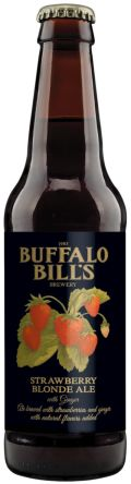 Buffalo Bills Strawberry Blonde Ale - Fruit Beer