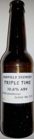 Foxfield Triple Time