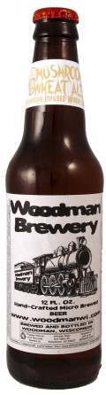 Woodman Mushroom Wheat Ale - Spice/Herb/Vegetable
