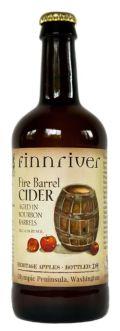 Finnriver Fire Barrel Cider