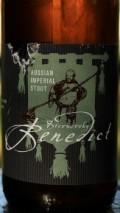 Břevnovsk� Benedict Russian Imperial Stout