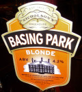 Nethergate Basing Park Blonde - Golden Ale/Blond Ale