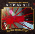 Twisted Pine Artisian Ale Series - Wagon Wheel Stout