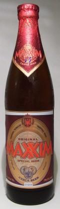 Zubr Maxxim - Czech Pilsner (Světl�)
