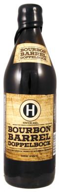 Hinterland Bourbon Barrel Doppelbock: 2012-2014