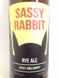 The Tap Sassy Rabbit Rye Red