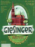 Giesinger M�rzen Festbier