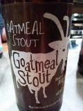 Iron Goat Goatmeal Stout
