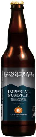 Long Trail Brewmaster Series Imperial Pumpkin