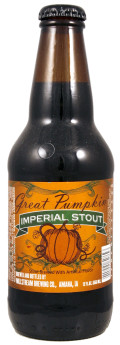 Millstream Great Pumpkin Imperial Stout - Imperial Stout