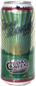 Cedar Creek Lawn Ranger Cream Ale