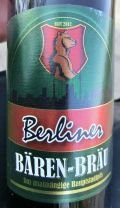 Berliner B�ren-Br�u