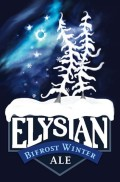 Elysian Bifr�st Winter Ale - American Strong Ale