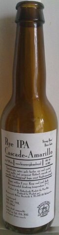 De Molen Rye IPA Cascade-Amarillo