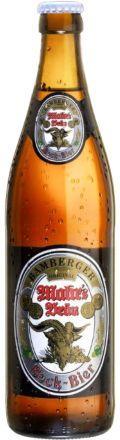Mahrs Br�u Bock-Bier