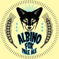 The Fiddler Albino Fox