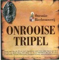 Onrooise Tripel (- 2013) - Abbey Tripel
