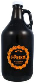 pFriem Belgian IPA