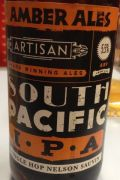 Amber South Pacific IPA